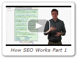 How SEO Works Part 1